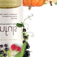 .. vital nutrients... fruit, vegetable and greens concentrates.